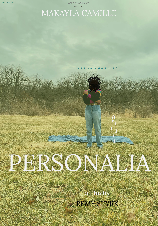 """""""PERSONALIA"""" poster DIGITAL DOWNLOAD"""