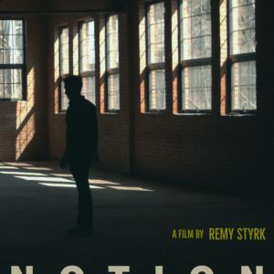 """Notion"" Movie Poster"