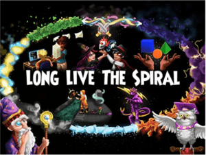 """""""Wizard 101: Long Live the Spiral"""" - Theme"""