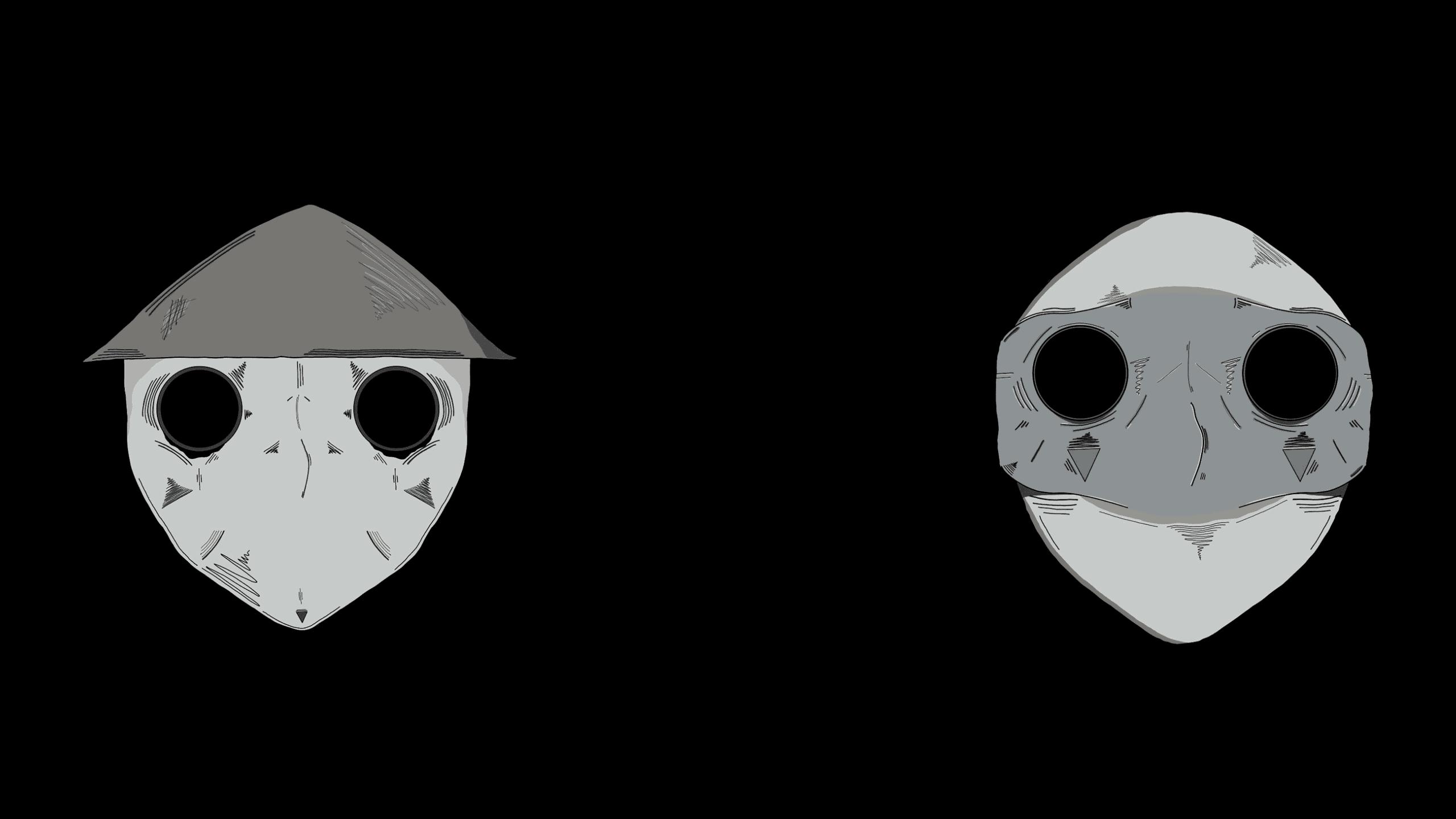 i saw a face