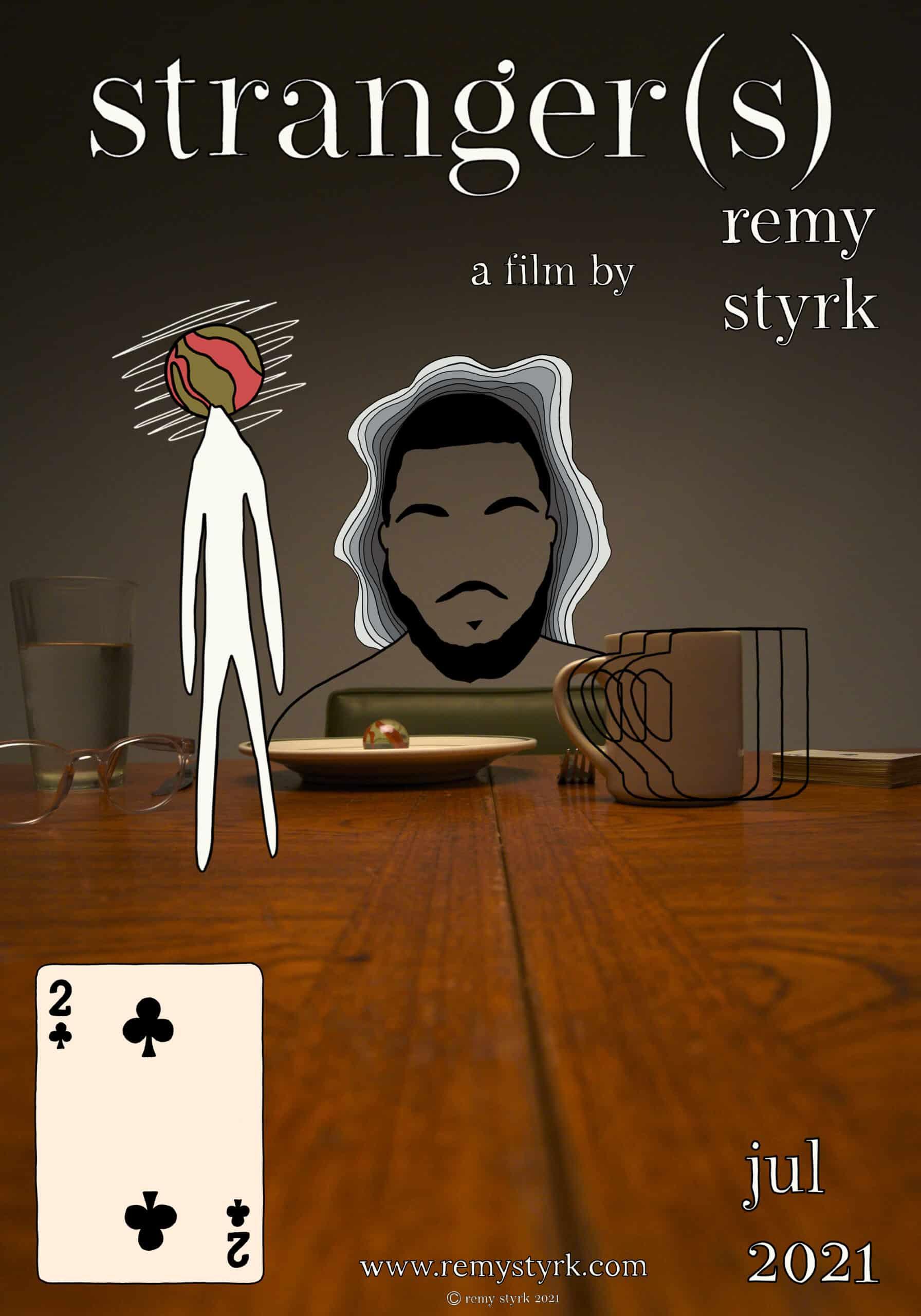 stranger(s) movie poster