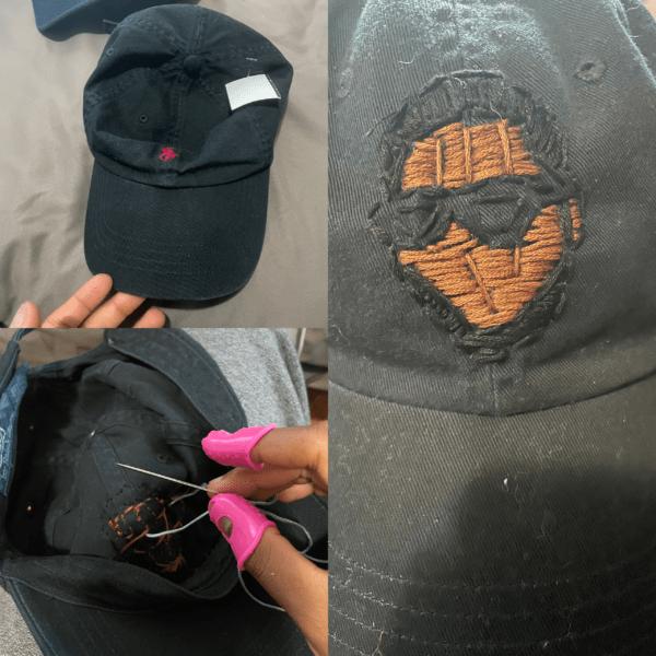 Remy Dad Hat - Prototype B